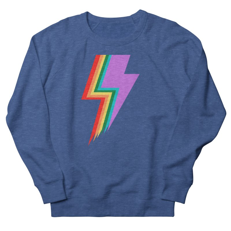Glam Rock Pride Men's Sweatshirt by avian30