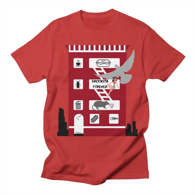 Brooklyn Forever Women's T-Shirt by avian30