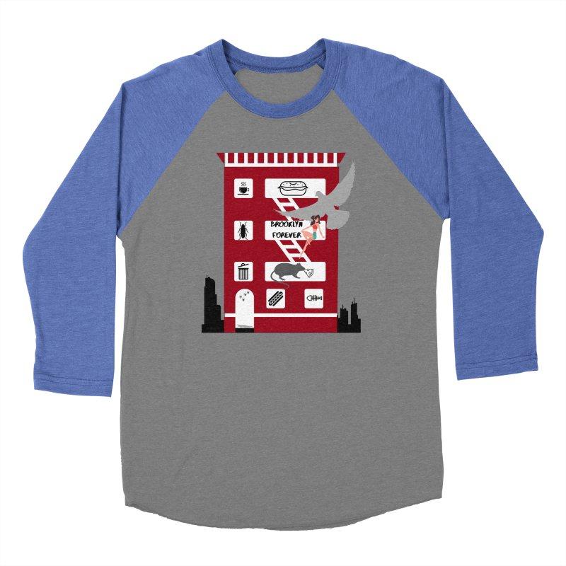 Brooklyn Forever Women's Longsleeve T-Shirt by avian30