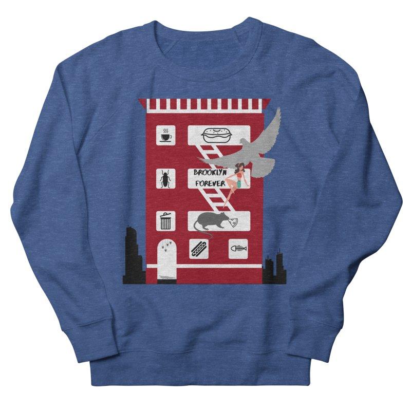 Brooklyn Forever Men's Sweatshirt by avian30