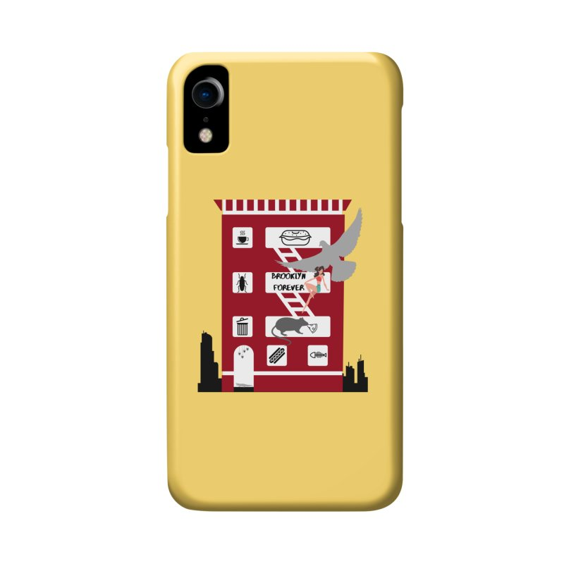 Brooklyn Forever Accessories Phone Case by avian30