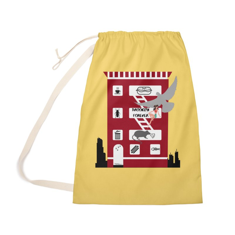 Brooklyn Forever Accessories Bag by avian30