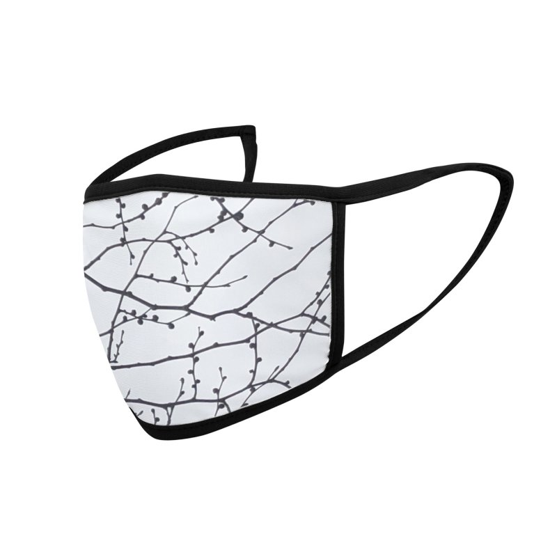 Buds and Branches Accessories Face Mask by avian30