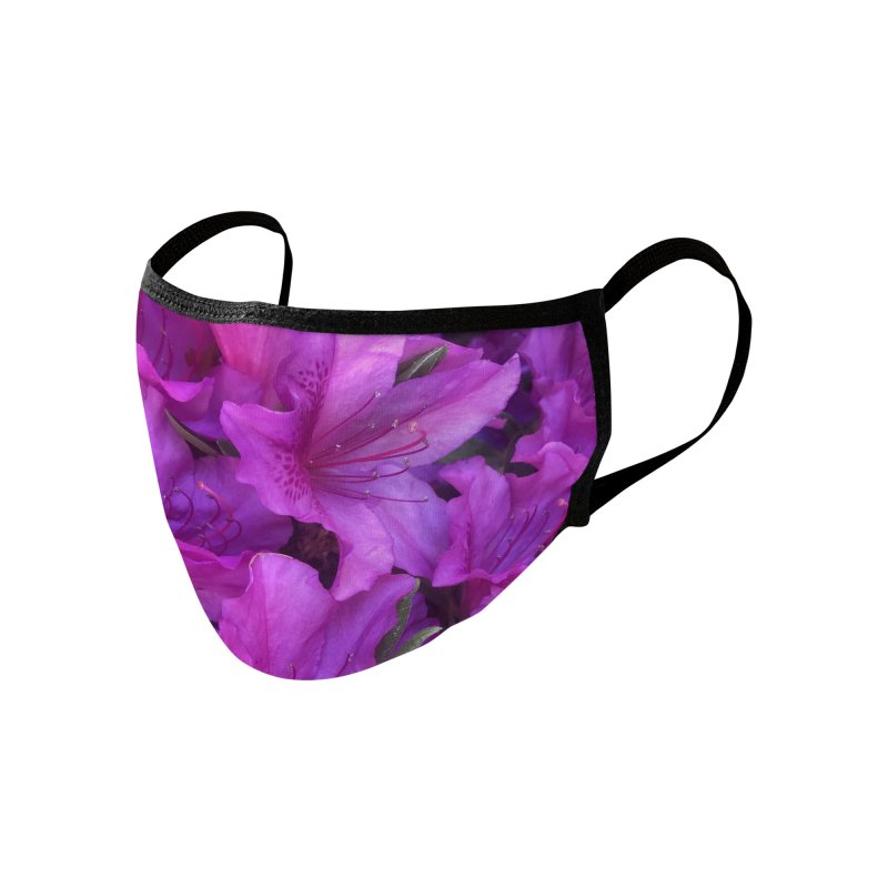Azaleas Lavender Accessories Face Mask by avian30