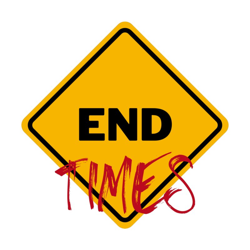 End Times Kids T-Shirt by avian30
