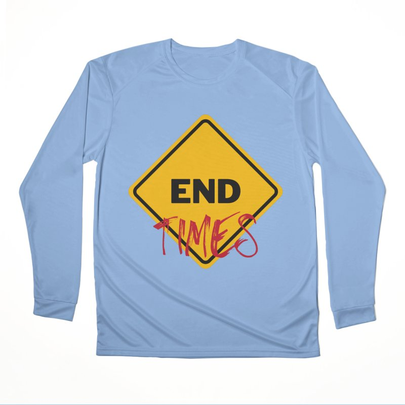 End Times Women's Longsleeve T-Shirt by avian30