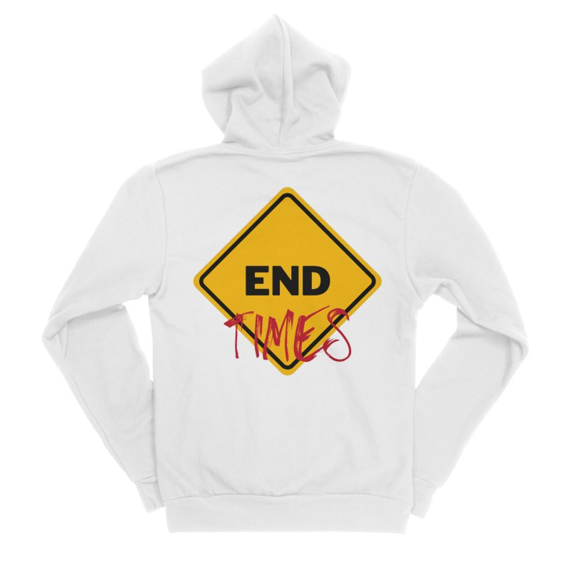 End Times Men's Zip-Up Hoody by avian30