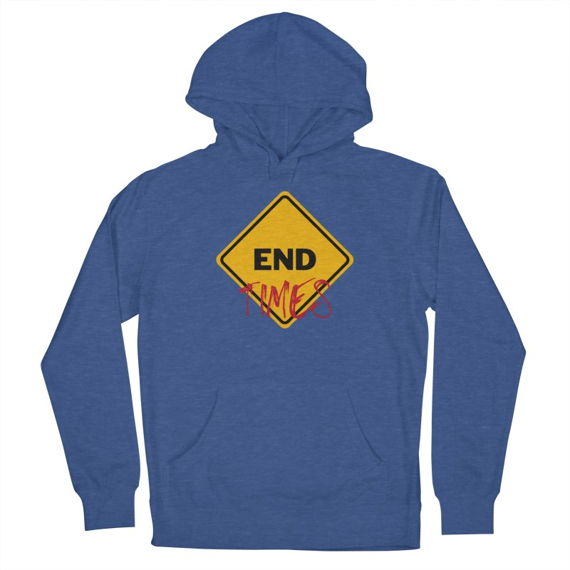 End Times Men's Pullover Hoody by avian30