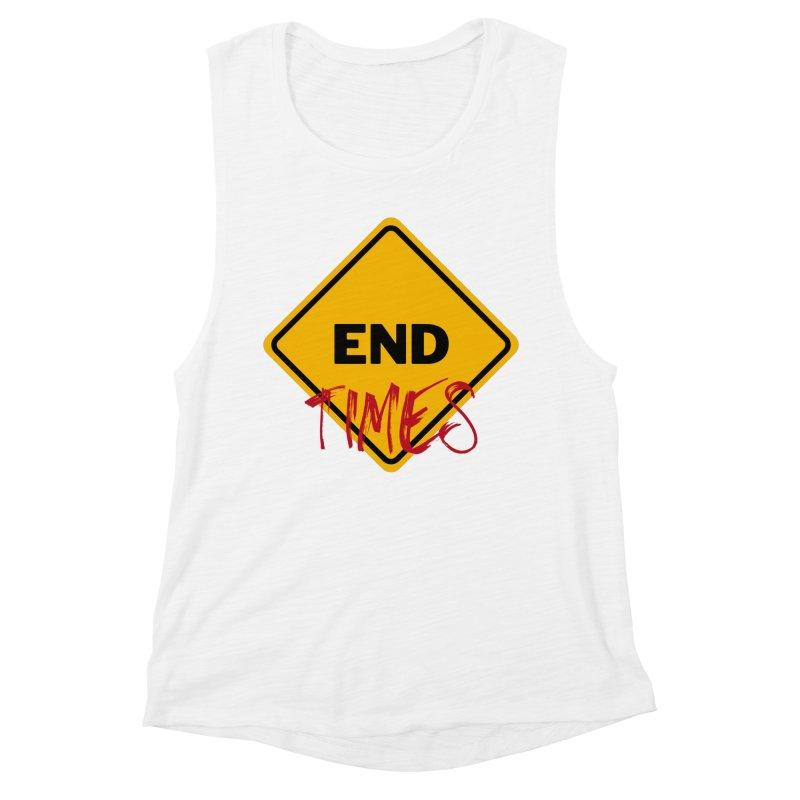 End Times Women's Tank by avian30