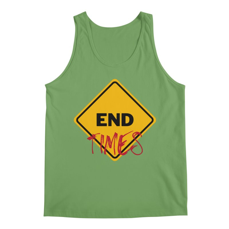 End Times Men's Tank by avian30