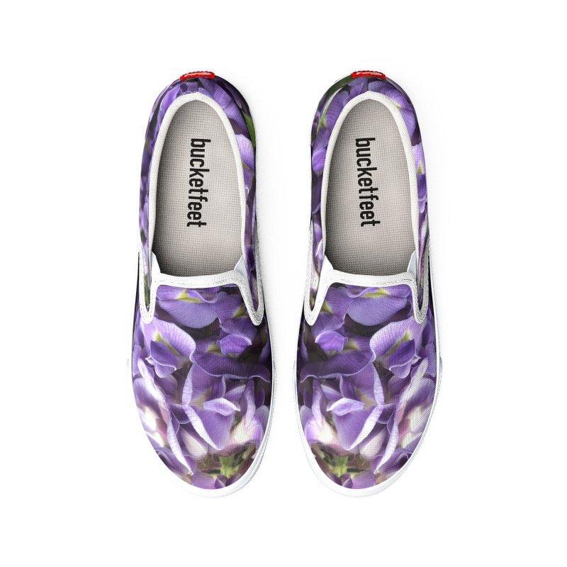Wisteria Men's Shoes by avian30