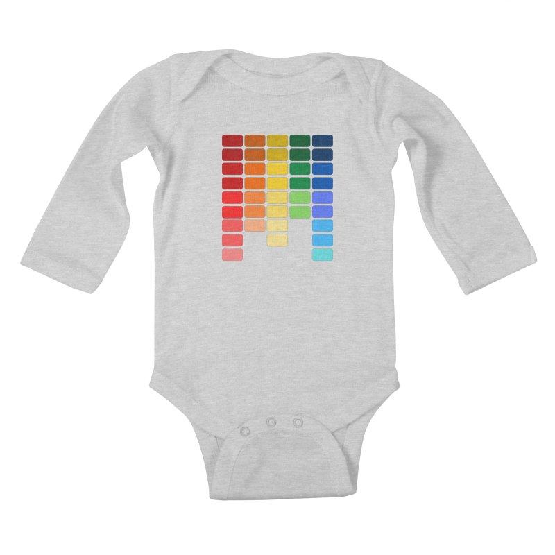 Pride EQ Kids Baby Longsleeve Bodysuit by avian30