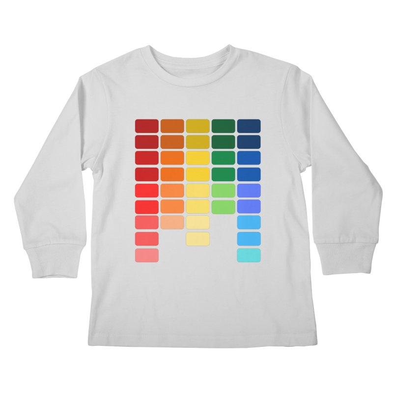 Pride EQ Kids Longsleeve T-Shirt by avian30