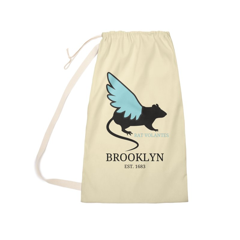 Flying Rat: Brooklyn Accessories Bag by avian30