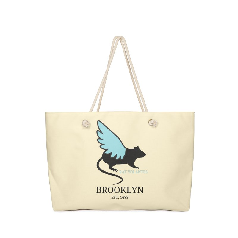Flying Rat: Brooklyn Accessories Bag by avian30