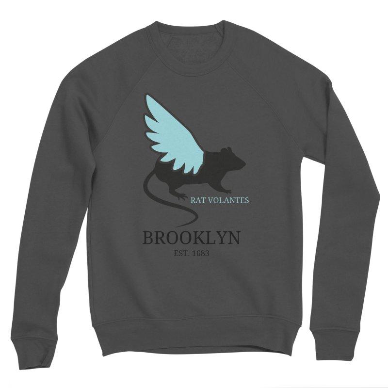 Flying Rat: Brooklyn Women's Sweatshirt by avian30