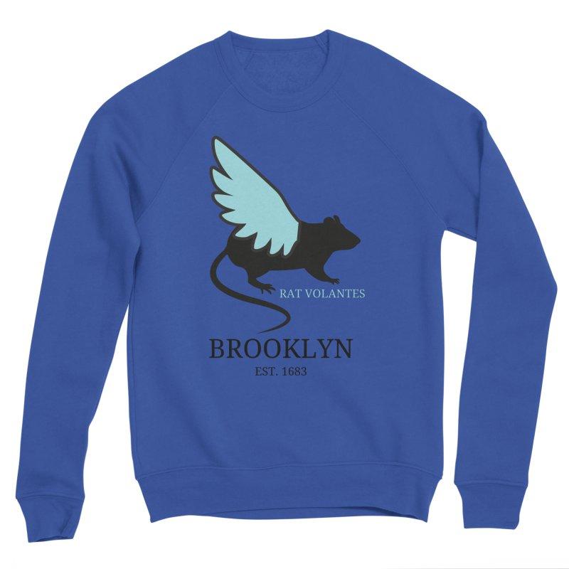 Flying Rat: Brooklyn Men's Sweatshirt by avian30