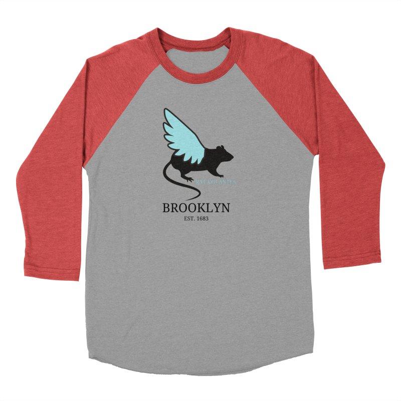 Flying Rat: Brooklyn Men's Longsleeve T-Shirt by avian30