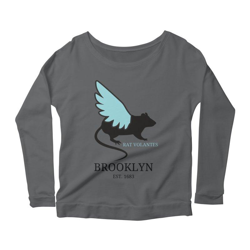 Flying Rat: Brooklyn Women's Longsleeve T-Shirt by avian30