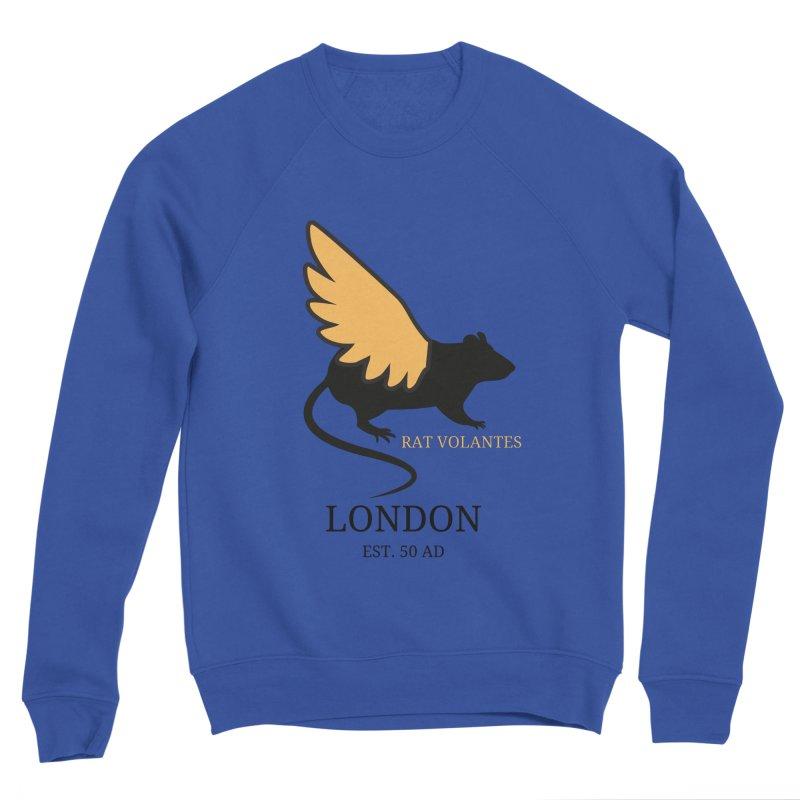 Flying Rat: London Women's Sweatshirt by avian30