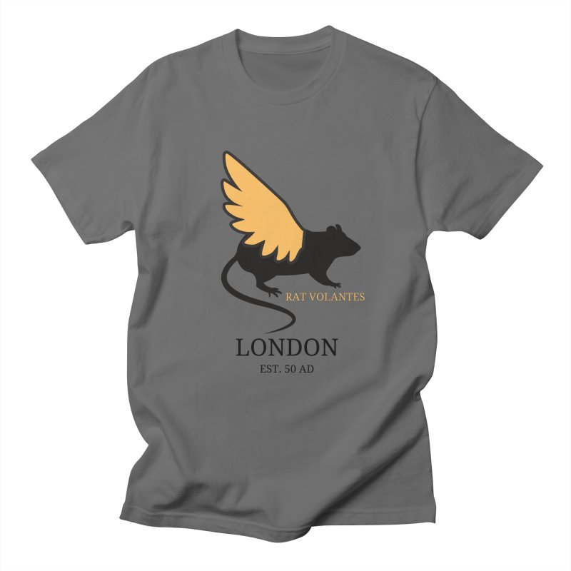 Flying Rat: London Men's T-Shirt by avian30