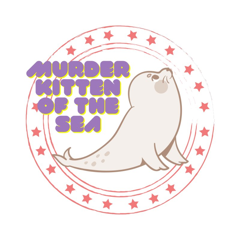 Murder Kitten of the Sea Accessories Face Mask by avian30