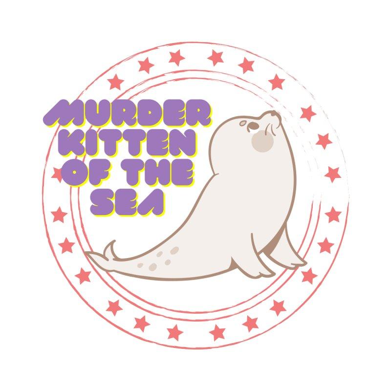Murder Kitten of the Sea Women's Tank by avian30