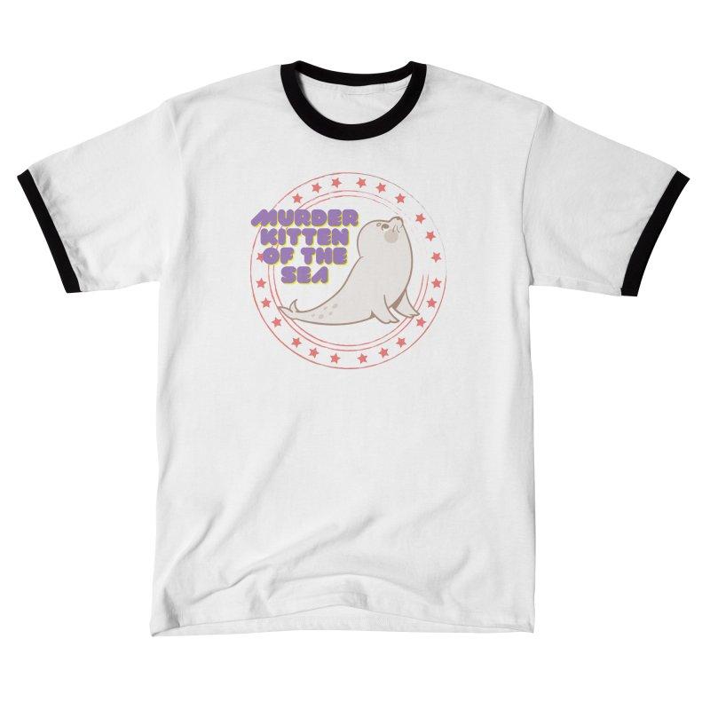 Murder Kitten of the Sea Women's T-Shirt by avian30