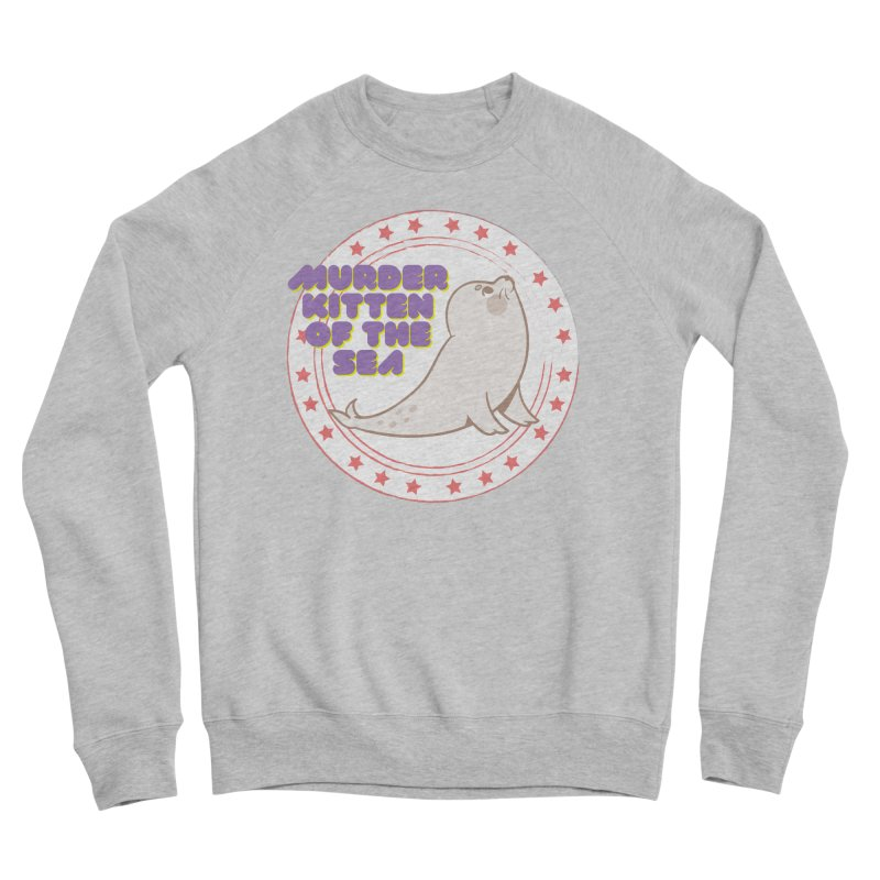 Murder Kitten of the Sea Women's Sweatshirt by avian30