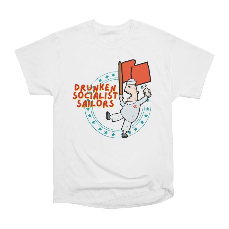 Drunken Socialist Sailors Women's T-Shirt by avian30