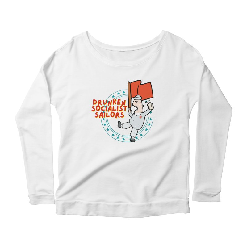 Drunken Socialist Sailors Women's Longsleeve T-Shirt by avian30