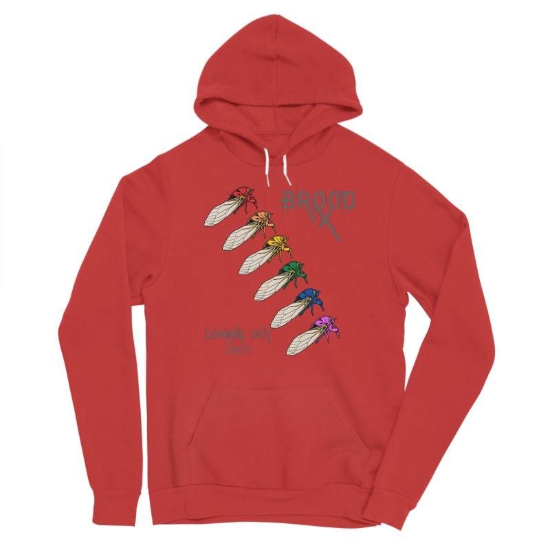 Gay Cicadas Women's Pullover Hoody by avian30