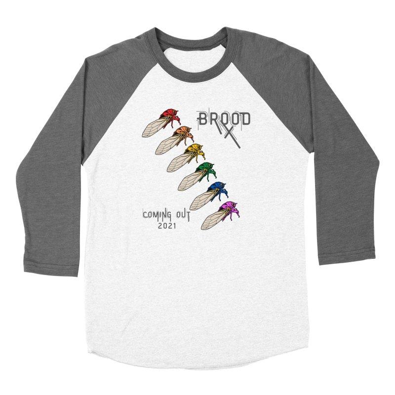 Gay Cicadas Women's Longsleeve T-Shirt by avian30
