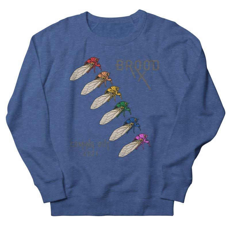 Gay Cicadas Men's Sweatshirt by avian30