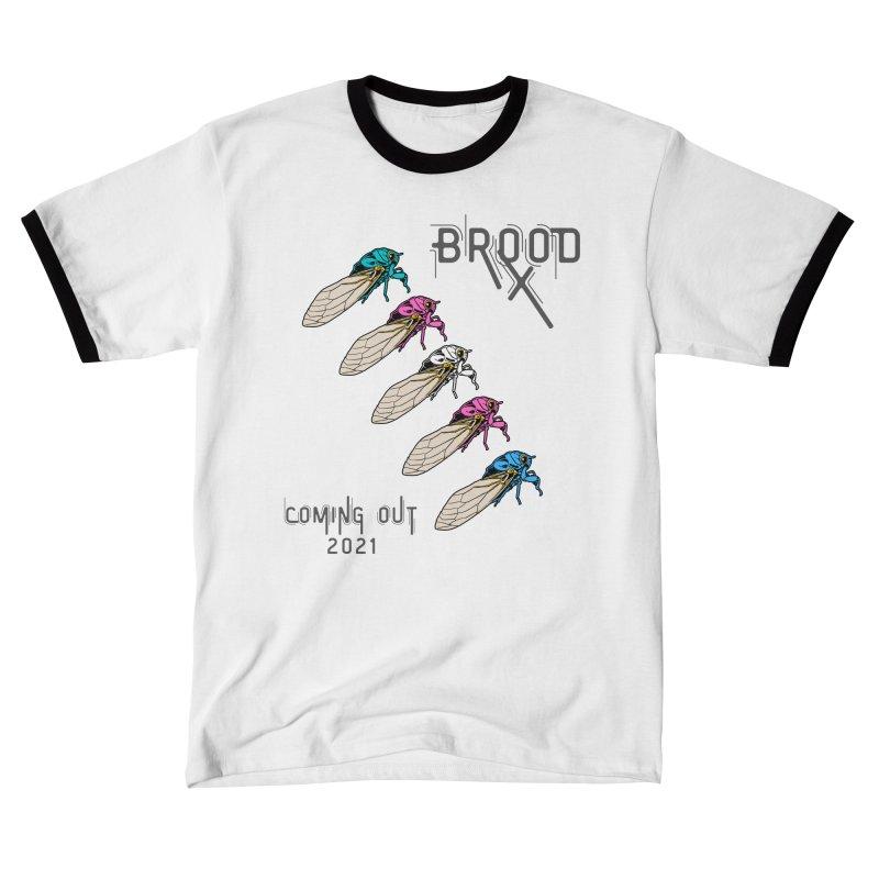 Trans Cicadas Women's T-Shirt by avian30