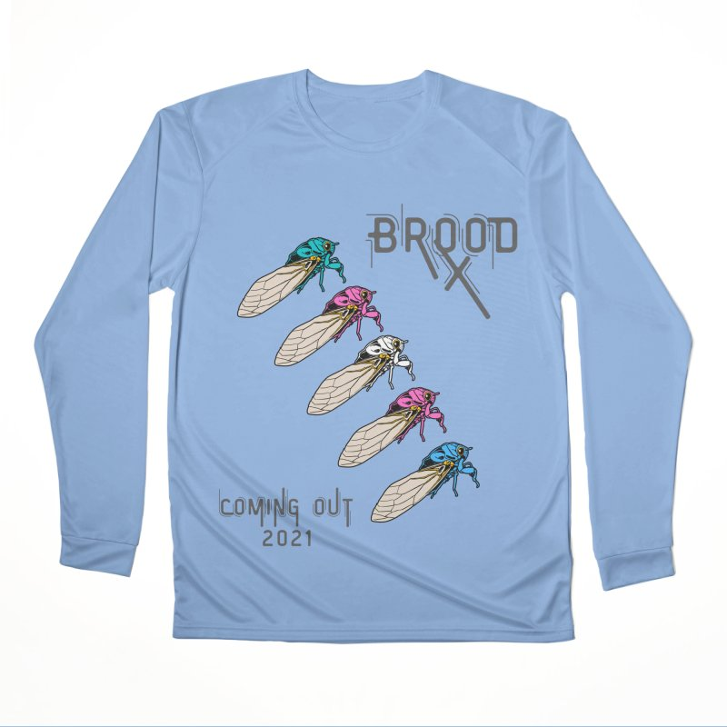 Trans Cicadas Women's Longsleeve T-Shirt by avian30