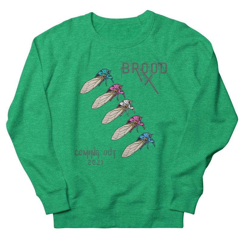 Trans Cicadas Women's Sweatshirt by avian30