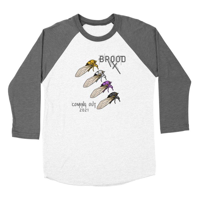 Non-Binary Cicadas Women's Longsleeve T-Shirt by avian30
