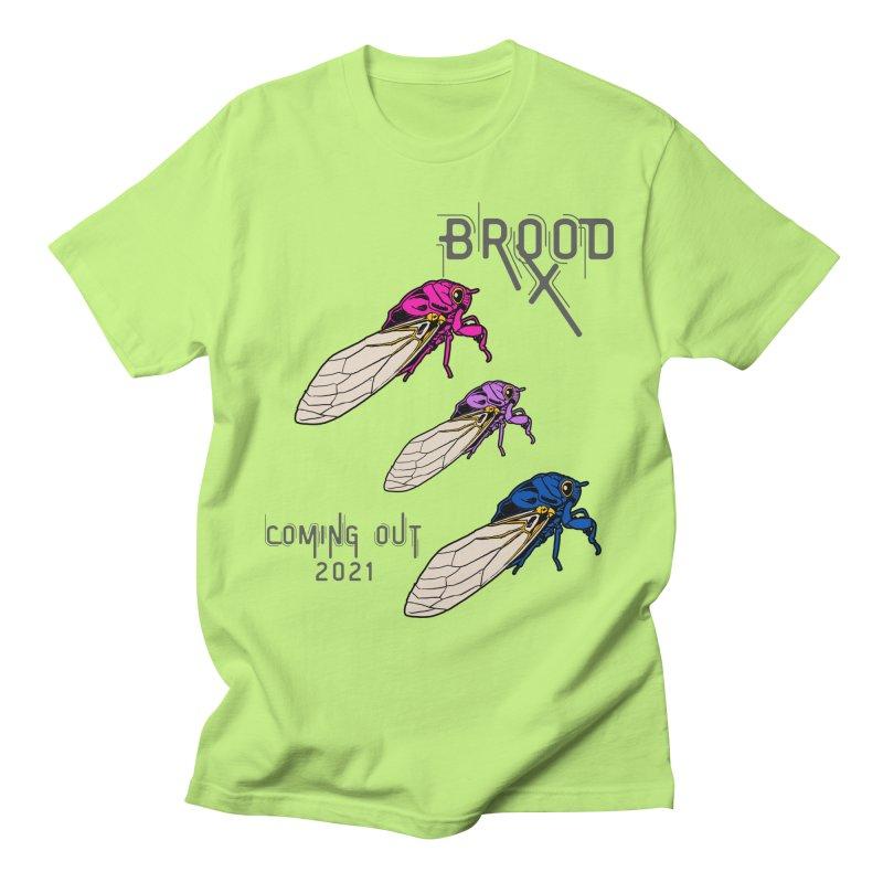Bisexual Cicadas Men's T-Shirt by avian30