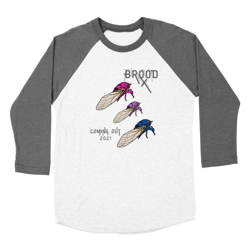 Bisexual Cicadas Women's Longsleeve T-Shirt by avian30