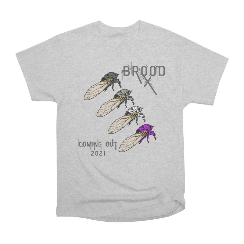Asexual Cicadas Men's T-Shirt by avian30