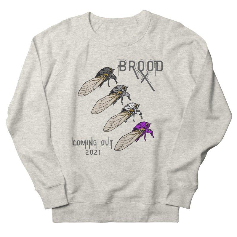 Asexual Cicadas Women's Sweatshirt by avian30