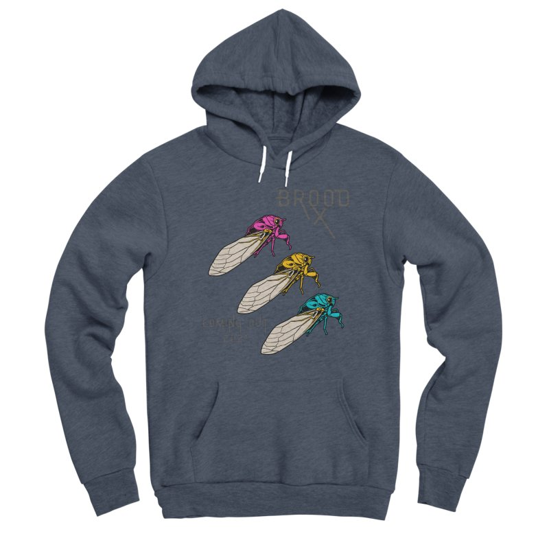 Pansexual Cicadas Women's Pullover Hoody by avian30