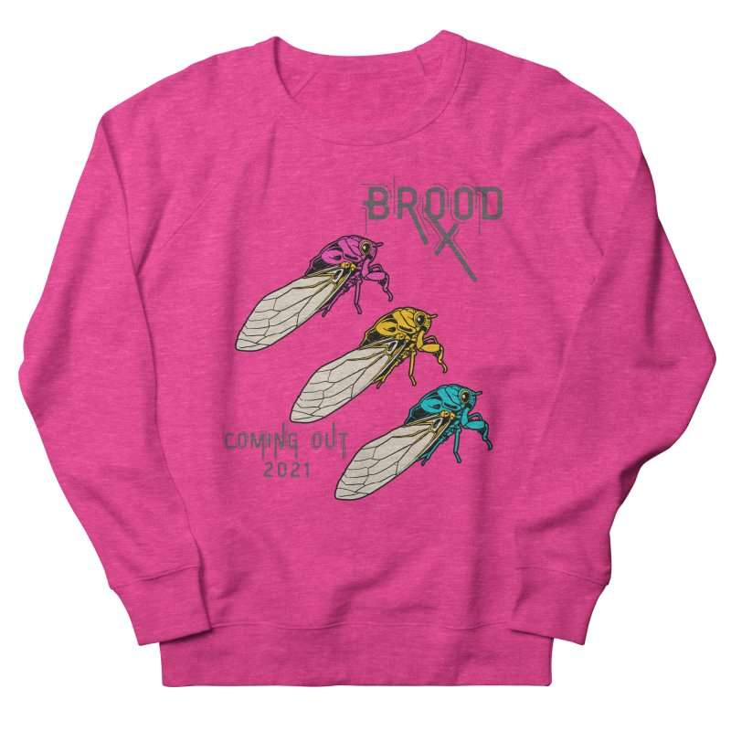 Pansexual Cicadas Women's Sweatshirt by avian30
