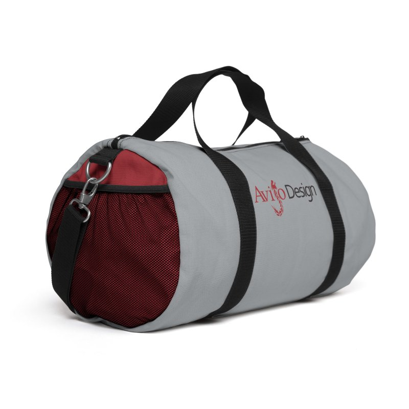 Avijo Design Logo Accessories Bag by AvijoDesign's Artist Shop