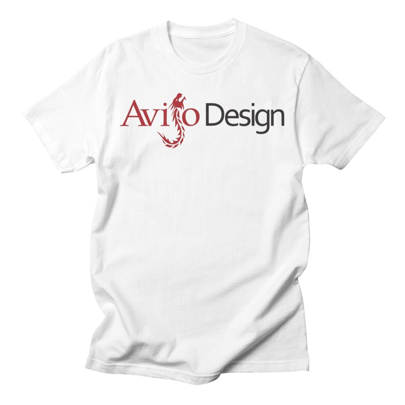 Avijo Design Logo Men's T-Shirt by AvijoDesign's Artist Shop