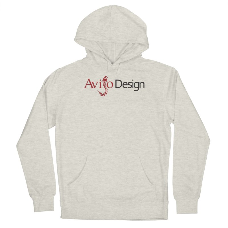 Avijo Design Logo Men's Pullover Hoody by AvijoDesign's Artist Shop