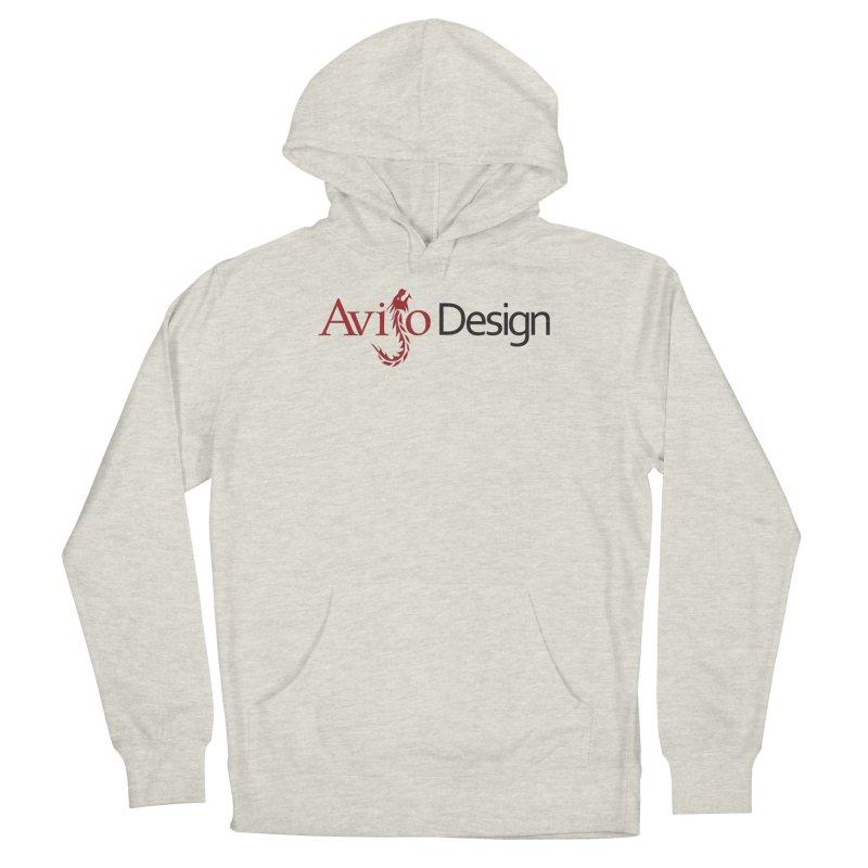 Avijo Design Logo Women's Pullover Hoody by AvijoDesign's Artist Shop