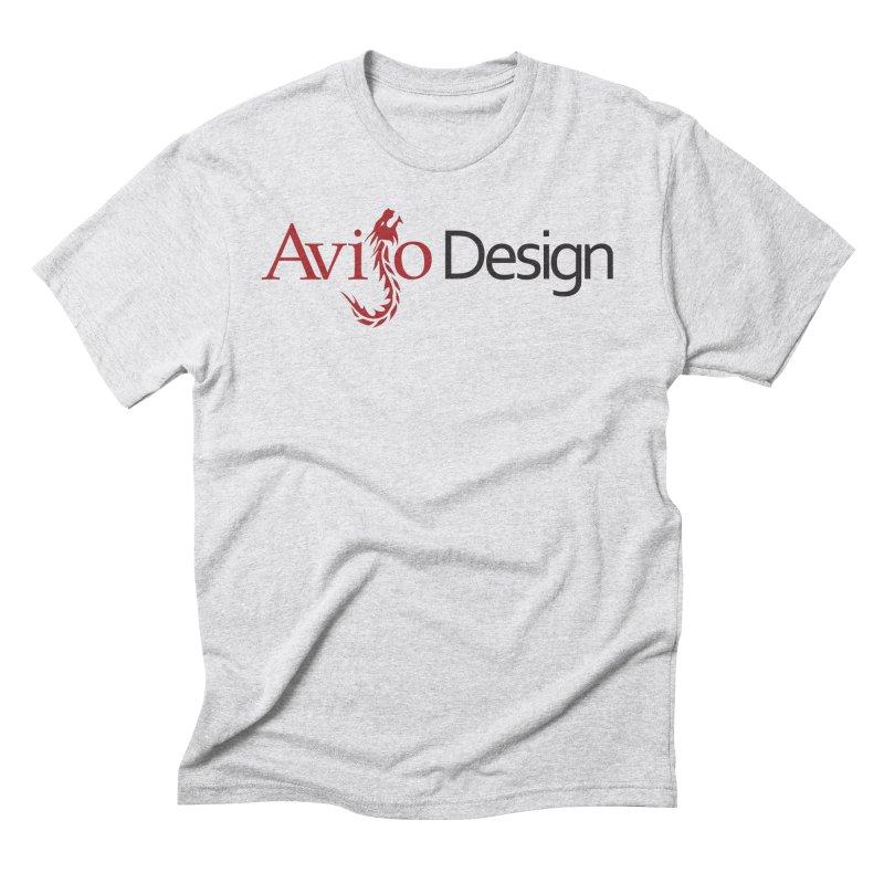 Avijo Design Logo Men's Triblend T-Shirt by AvijoDesign's Artist Shop