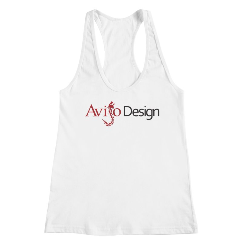Avijo Design Logo Women's Tank by AvijoDesign's Artist Shop